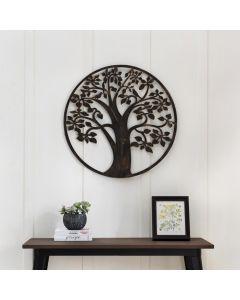 Sunjoy Decorative Tree Wall Art